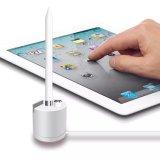 Miniaufladeeinheits-Dock-Station für Apple iPad PRObleistift mit Telefon-Halter für iPhone iPad