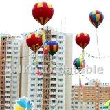 De commerciële Opblaasbare Vorm van het Hart van de Ballon voor Huwelijk