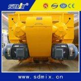 Le ciment de la construction de machines Ktsa2000 Twin Machine mélange de béton de l'arbre