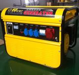 낮은 Price Sk8500 8.5kVA Generator, 스위스 Kraft Style Power 7500W Gasoline Generator, Three Phase Power Generator