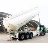 De Aanhangwagen van het Cement van het Poeder van de Lage Dichtheid van de tri-as