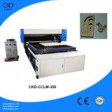 Máquina de estaca da eficiência elevada para o metalóide Wooden Acrílico