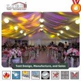 De hete Partij van het Huwelijk van het Stuk van het Centrum van de Tent van de Verkoop met Decoratie