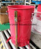 25L modèle populaire de la graisse de lubrification de la pompe à main