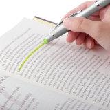 Crayons lecteurs combinés de barre de mise en valeur avec l'aiguille