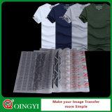 La mejor etiqueta engomada del traspaso térmico de la calidad de Qingyi para Texitle