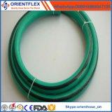 Tuyaux d'air à haute résistance de PVC de renfort de polyester