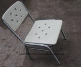 Diseño especial de fabricación casera de Acero plástico Silla para oficina