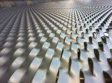 O alumínio metal expandido para fins decorativos de arame