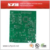 Placa madre Certificado UL PCB Alta calidad Fr4 doble PCB lateral