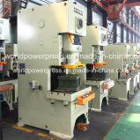 Metall, das Locher-Presse-Maschine stempelt