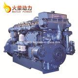 Betrouwbare Diesel van de Motor 700HP Weichai Baudouin van de Boot van de Kwaliteit Grote Mariene Motor