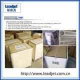 음식을%s Leadjet V98 Cij 잉크 제트 일괄 번호 인쇄 기계