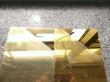 1.5Mm de 2mm Miroir acrylique feuille Jinan Alands fournisseur de matières plastiques