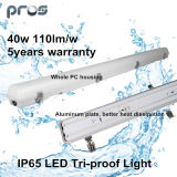 China Hot Sale 2FT/4FT/5FT LED Explosionproof Lighting 40W IP65 5years Warranty