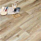Medio ambiente durable resistente al agua del suelo de mosaico de madera flotante pavimento