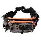 Bolso corriente impermeable de la cintura del ocio del paquete al aire libre de la cintura