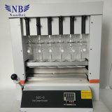 Automatische Soxhlet-Extraktion-Milchfett-Prüfungs-Maschine