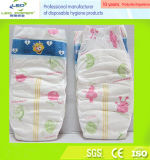 Cámara Natural Desechable OEM Baby Diaper Factory