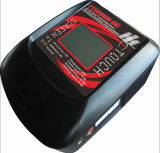 Высокопроизводительный универсальный аккумулятор баланс зарядное устройство 80wac/DC для электромобиль /RC &Бла устройство с сенсорным экраном