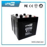 Vente chaude à cycle profond Upsen Batterie Gel batterie solaire