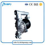 Pompa dosatrice dell'aria dell'acciaio inossidabile del diaframma resistente all'acido del doppio