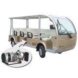 Гибридные электрического генератора на полдня с электроприводом по шине CAN Bus Gold (DEL6112K, 11-местный)