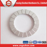 Rondelle plate en acier au carbone/rondelle à ressort/rondelle carrée/la rondelle de blocage