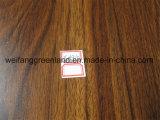 最もよい品質E1の接着剤の白いメラミンMDF/HDFメラミンボード