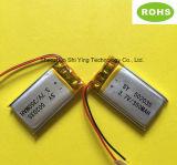 Nach Maß nachladbare 3.7V Lipo Batterie 350mAh der Fabrik-