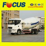 De Vrachtwagen van de Concrete Mixer HOWO