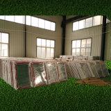Finestra di scivolamento bianca del materiale da costruzione UPVC di profilo