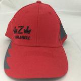Casquillo y sombrero modificados para requisitos particulares del deporte del béisbol de la insignia del bordado