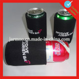 De opvouwbare Koelere Houder van de Fles van het Bier van het Voetbal van het Neopreen