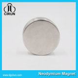 Kleiner dünner runder Platten-Neodym-Magnet für Verpackungs-Kasten