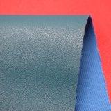 De zachte Nappa Korrel Synthetisch Pu imiteert het Leer van de Decoratie van de Zak van de Schoen