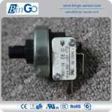Vuoto Pressure Switch per Gas, Liquid, Steam