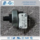Vuoto Pressure Switch per Gas, Liquid, Steam