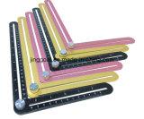 Измерение всех углов Angle-Izer шаблон инструменты алюминиевых Multi Angle линейки