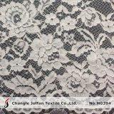 Оптовая торговля вышивка кружевной ткани устраивающих кружева для проведения свадебных платьев (M0394)