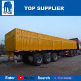 [تيتن] عربة - شحن [فلتبد] [سمي-تريلر] [40ت] سياج شحن شاحنة