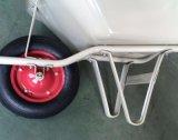 最も売れ行きの良い製品はシンガポールのための構築の手押し車を溶接した