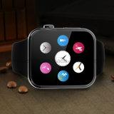 Спорта 2017 wristwatch Bluetooth красивейшего цифров франтовской с монитором A9 номинальности сердца