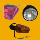 Motorcycle Head Tail Turning Light for Motorcycle Spare Parts Rx150