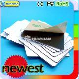 RFIDロゴによって印刷されるNTAG215 NFCの反金属の札のステッカー