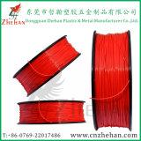 1.75mmか3.0mmの赤いカラーABSホーム3Dプリンターのためのプラスチック棒のフィラメント