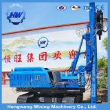 Machine solaire de gestionnaire de Pilling de marteau hydraulique pour le projet solaire