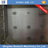 Machine à crochet de grenaillage de bride de fixation de la série Q37