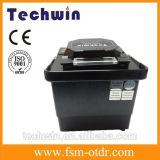 Splicers usados Techwin da fusão de Fusionadora do arco de Soudeuse Optique