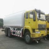 6X4 HOWO 10000L水はトラックを振りかける